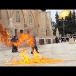 كليب انشودة || اهل الراية الخضرا || HD || فرقة غرباء 2016 اناشيد حماس 2017