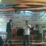 راب سوداني منظمة رويال كونكشن افتتاح اسبوع المهندس 2015 جامعة السودان هندسات