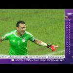 فرحه لاعبى المنتخب المصرى بعد الفوز على بوركينا فاسو بضربات الجزاء فى نصف نهائي امم افريقيا 2017