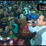 موال للنجم محمد رجب مع محمد عبدالسلام في جمصة حصري من شركة الطحان 2014