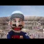 اغنية برشلونة 2016 اهداء لفوزهم بالليجا