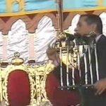 الدكتور محمد فؤاد شاكر فى قوص