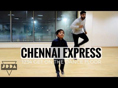 Mp3 تحميل 1234 Get On The Dance Floor Chennai Express Dance أغنية