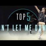 DONT LET ME DOWN Chainsmokers ft Daya MattSteffanina Choreography