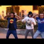 رقص دق ابراهيم السنجارى 2016