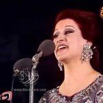 WARDA : El Oyoun Soud 1973 مطربة الأجيال وردة | العيون السود