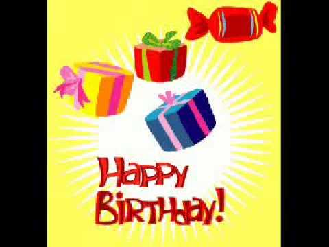 تحميل اغنية happy birthday to you