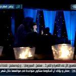 قصيدة نارية من الشيخ محمد الصاوي تلهب وجدان طوني خليفة و كل من في استوديو قناة القاهرة والناس