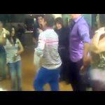راقص رائع والموسيقة أرواع