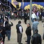 الفنان محمود شكري افراح ال عطاونة للعريس معاذ