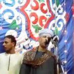 عزاء المرحوم الحاج كامل عزازي القارئ السيد عبدالعاطي خميس سورة الانعام