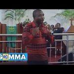 Ambwene Mwasongwe New song Official live Video parfomance