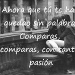 Ivete Sangalo e Alejandro Sanz No Me Compares Letra