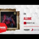 Allame - Perdeyi Aç | Official Audio