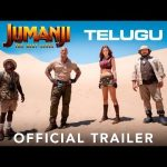 Jumanji - The Next Level Telugu Trailer | Dwayne Johnson Jack Black Kevin Hart