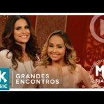 Ressuscitame Aline Barros e Bruna Karla Grandes Encontros MK 30 Anos