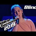 Whitney Houston - I Look to You Freschta Akbarzada | The Voice of Germany 2019 | Blinds