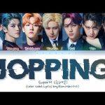 SuperM 슈퍼엠 Jopping Color Coded Lyrics EngRomHan가사