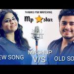 Old Vs New Bollywood Mashup Song Bollywood Movie Songs Deepshikha ft Raj Barman