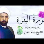 سورة البقرة عراقي الشيخ ميثم التمار