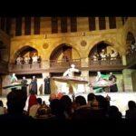 حفل التنورة وكالة الغوري أغنية قلوب العاشقين شيخ أحمد التوني